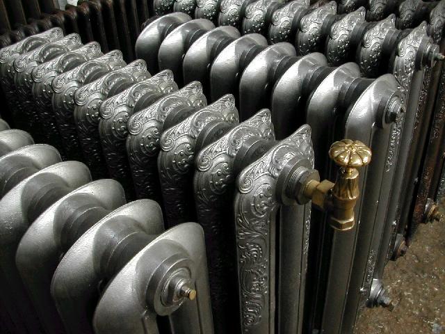 radiateur de chauffage en fonte, toutes nos gammes de radiateurs